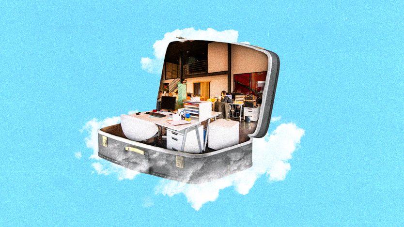 """""""ℓiⱴε: uma agência que migrou do coworking para a nuvem"""", por Fast Company Brasil"""