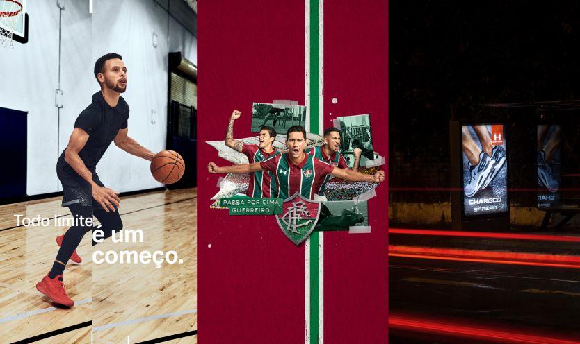 Charged + Campanha de marca + Fluminense